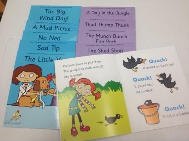 Little Learners Love Literacy new