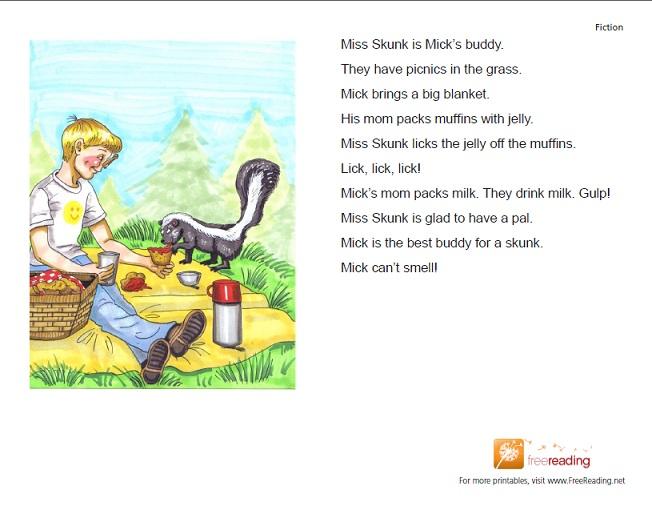 Mick Miss Skunk